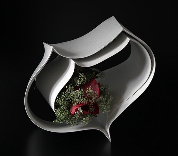 花の展示器 2012.3.8 の実績紹介です